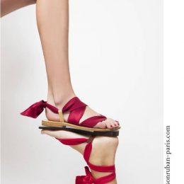 sandale-ruban