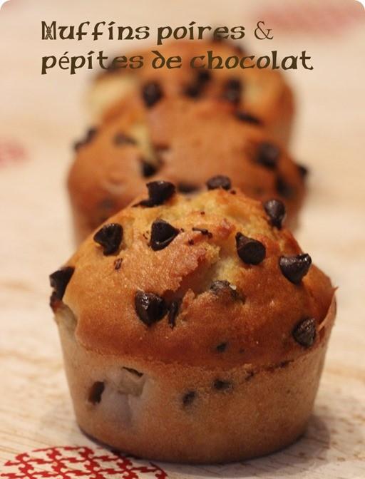 muffin-poire
