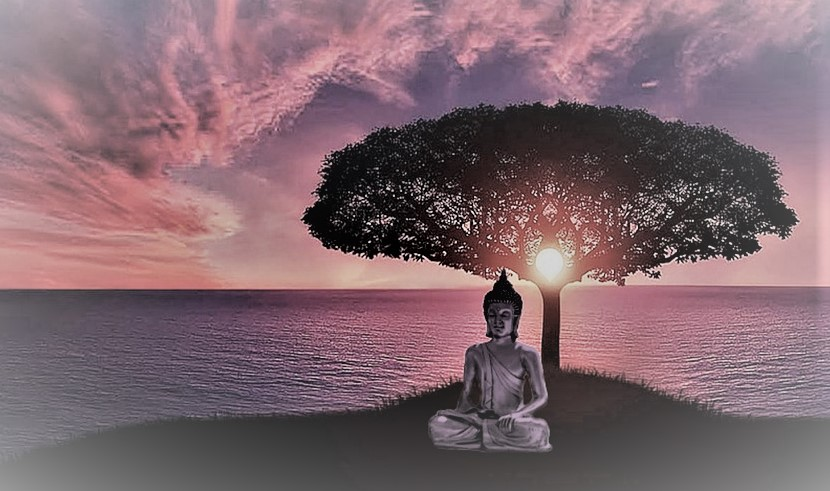 Frank Bou-Hassira précise que la méditation est très présente dans les religions