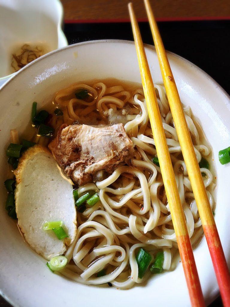 une soupe japonaise
