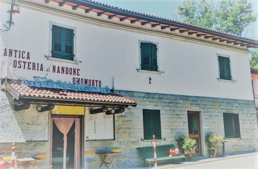Antica Osteria Nandone