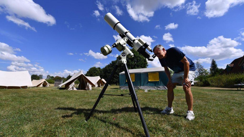 instrument d'observation astronomique