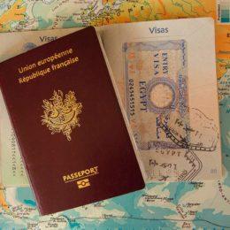 visa électronique