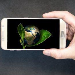 application écologique avec Aissa Hamada