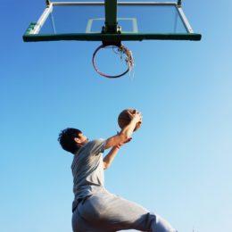 Sac de Basketball