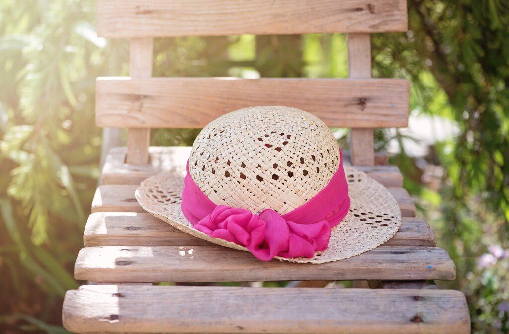 La mode du chapeau crochet de Madagascar