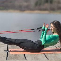 entraînement de fitness